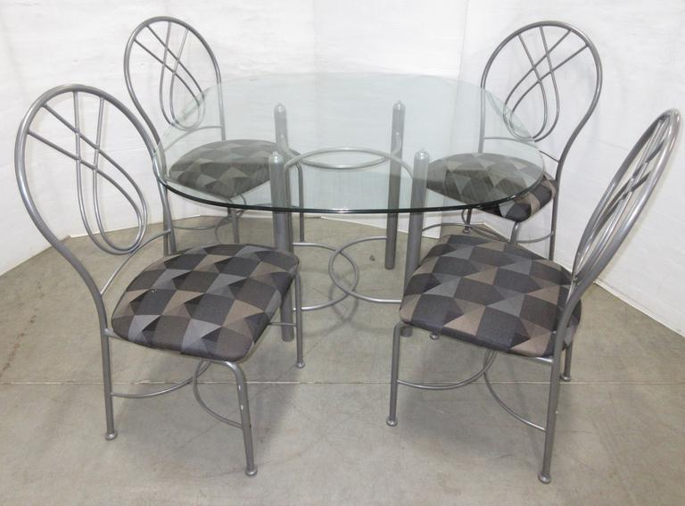 Table and (4) Chairs