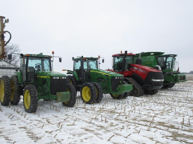 February 7th (Thursday) - Ziehm Farm Equipment Online Auction, Tuscola County