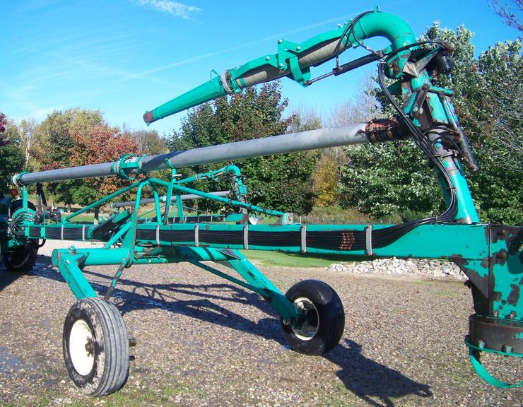 Houle 32' Agi-Pump, 540 RPM, Heavy Duty Driveline, AR Steel, Comes with (2) New PTO Shafts, Spare New Housing, No Sand Bedding Through Pump, Ready to Go to Work, CN1185