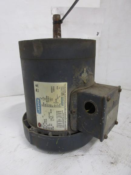 Electric Motor, 3-Phase, 480 Volt