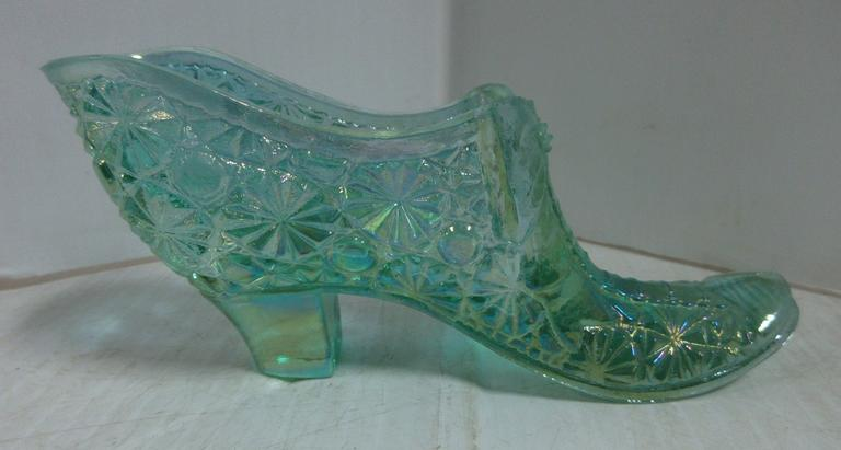 Boyd Glass Shoe