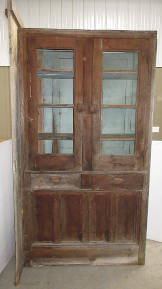 Antique Farm Cabinet