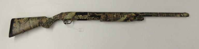 Mossberg Ducks Unlimited 12-Gauge, Camo Print, Comes with Extra Barrel, Trigger Lock, and Manual