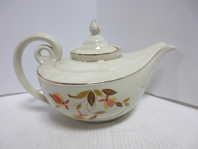 Hall Willow Pattern Teapot