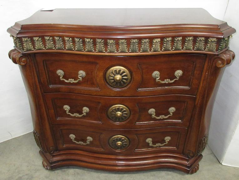 Three-Drawer Foyer Chest