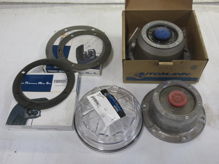 Trailer Seals and Hubs