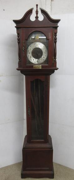 Emperor Grandfather Clock, Hand Crafted