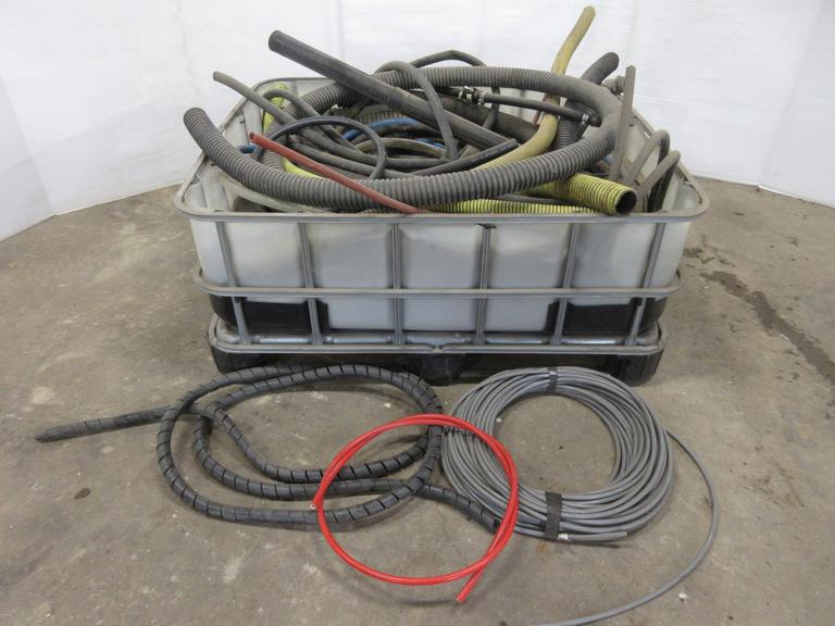 Group of Miscellaneous Hoses, Large Assortment