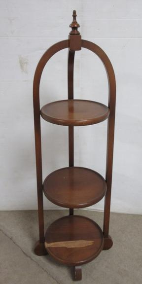 Three-Tier Plant Stand