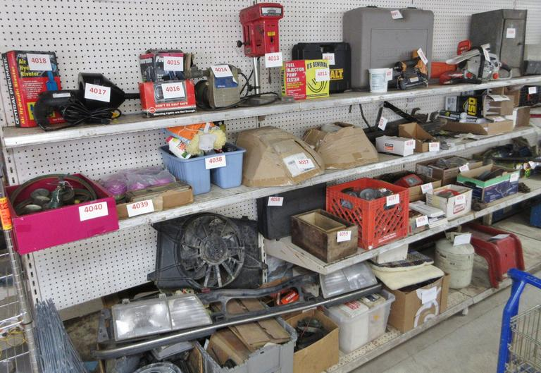 February 4th (Monday) Saginaw Road Online Consignment