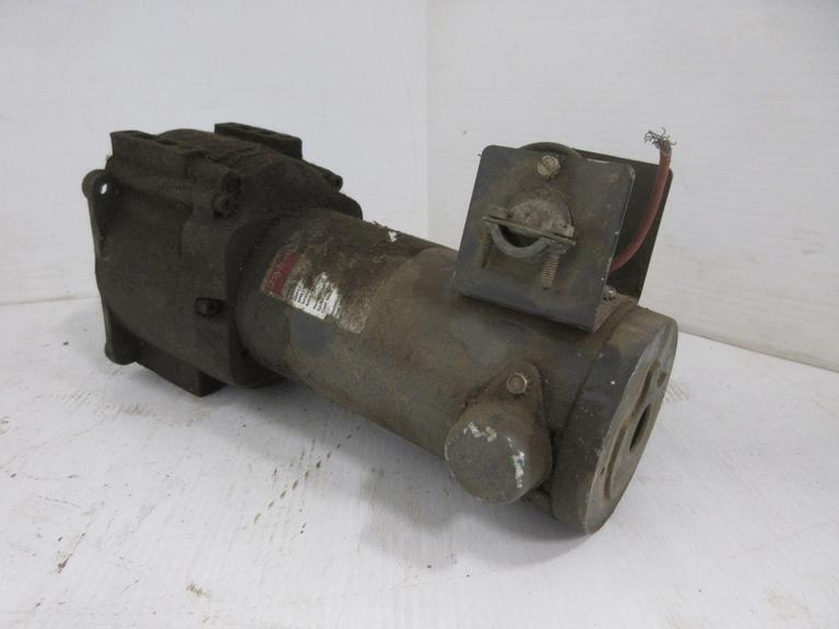 Gear Reducted 12 Volt Electric Motor