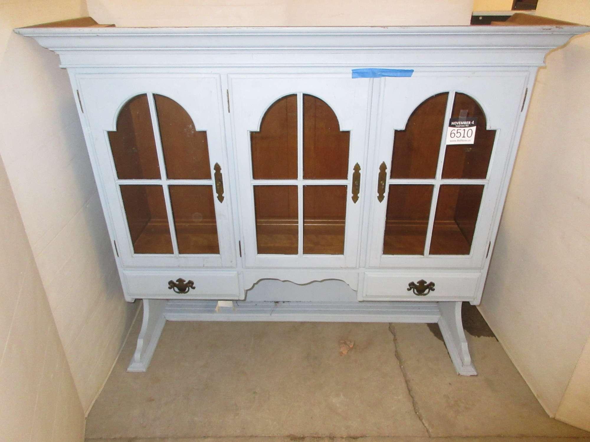 Albrecht Auctions | Kitchen Cabinet, Upright