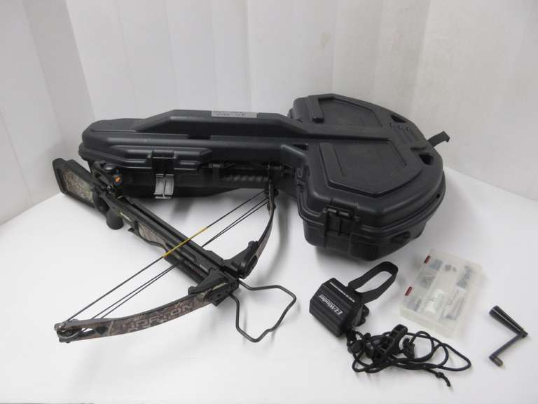 October 15th (Tuesday)  Firearm and Sporting Goods Online Auction