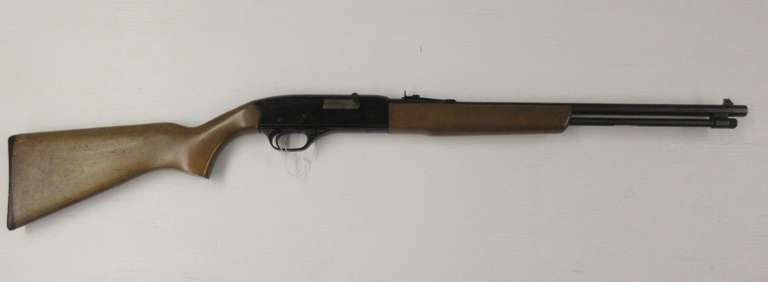Winchester Model-190 .22 Long or Long Rifle Semi-Auto, From the 1970's