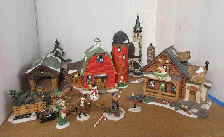 Albrecht Auctions | October 7th (Monday) Saginaw Road Online ... on dallas farmhouse plans, dollhouse books, dollhouse modern, house farmhouse plans, dollhouse bed, dollhouse farmhouse kits, greek farmhouse plans,