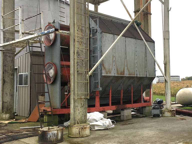 Farm Fan 225 Dryer, Propane, Single Phase, Runs Great, Selling Due to Upgrade to a Larger Dryer