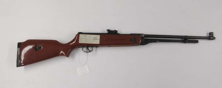 Pioneer Air Pellet Rifle, G6438, .177 Cal. Made in China