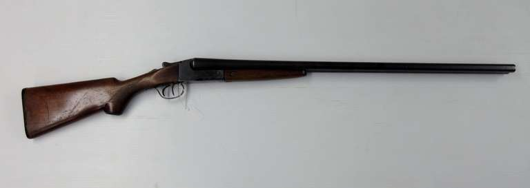 Lefever 12-Gauge Double Barrel Shotgun Model Nitro Special