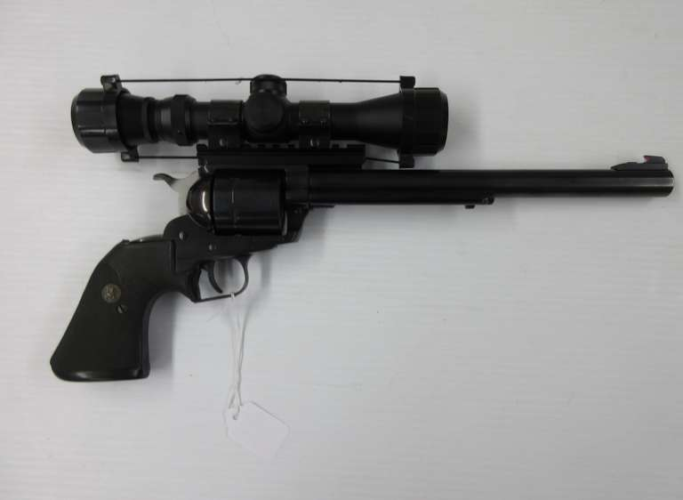 "Ruger New Model Super Blackhawk .44 Mag, 10"" Barrel with Swift 2-6 Scope"
