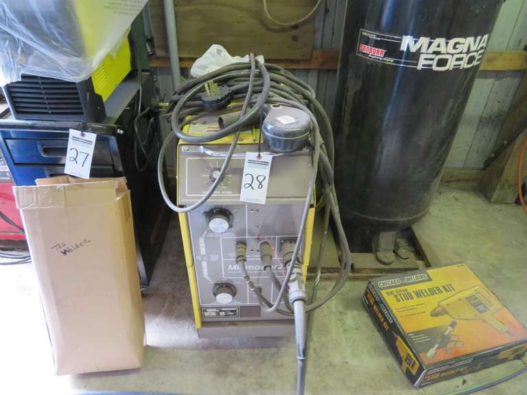 ESAB Migmaster 250, Good Condition