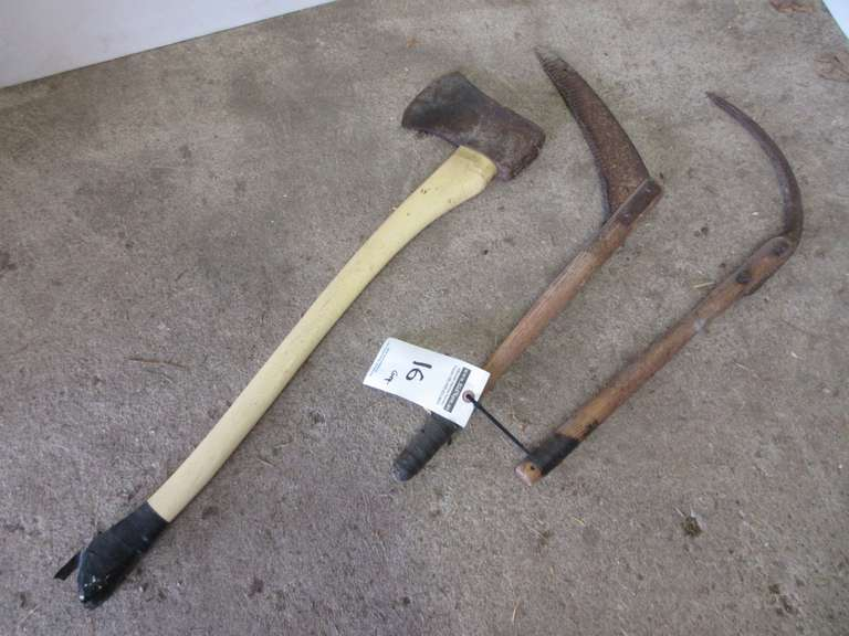 (2)-Cutters and Axe