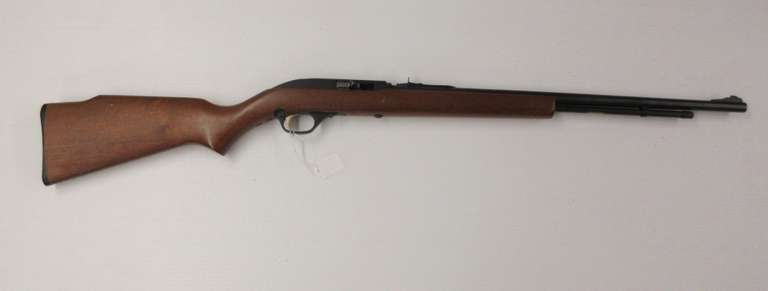 Marlin Model 60 .22 Rifle with Gold Trigger