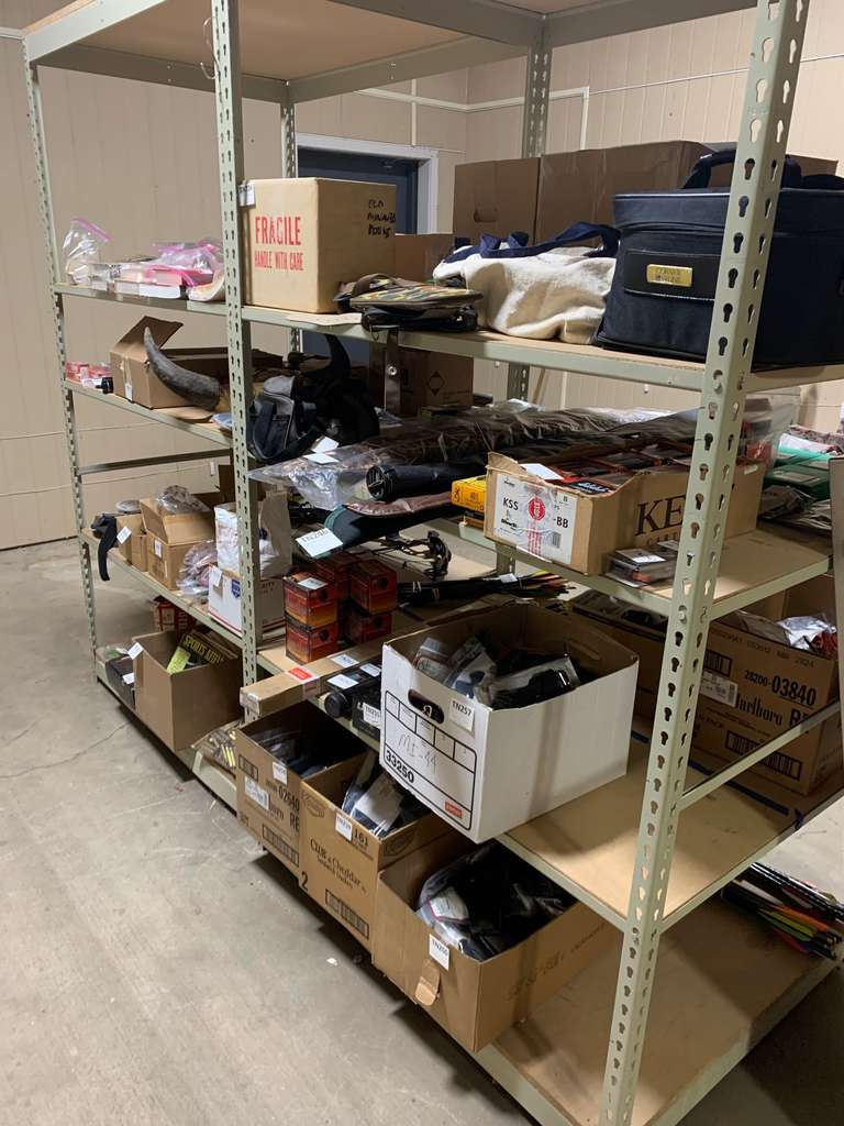December 17th (Tuesday)  Firearm and Sporting Goods Online Auction