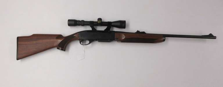 Remington Model 7400 Semi-Auto 30-06 Rifle