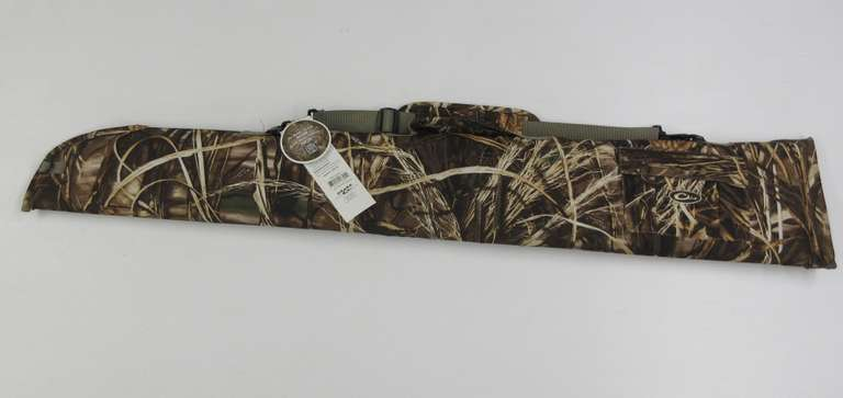 Drake Floating Gun Case, Opens From the End and Fully From the Side for Easy Loading and Air Drying if it Gets Wet