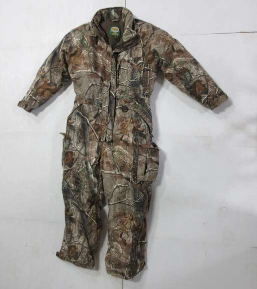 Cabela Camo Coveralls Dry Plus