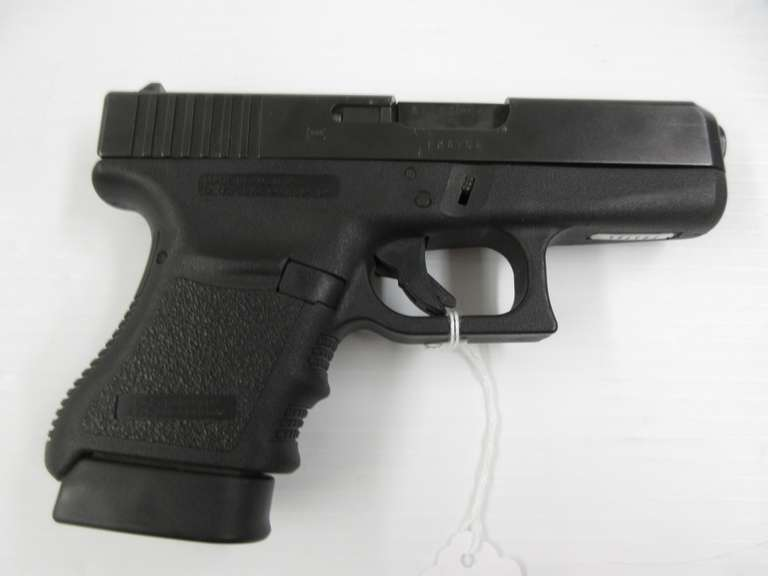 Glock Model 36 Single Stack 45 Auto with Magazine, Seller States Great for Concealed Carry