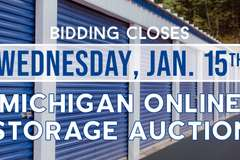 storage auctions near me online