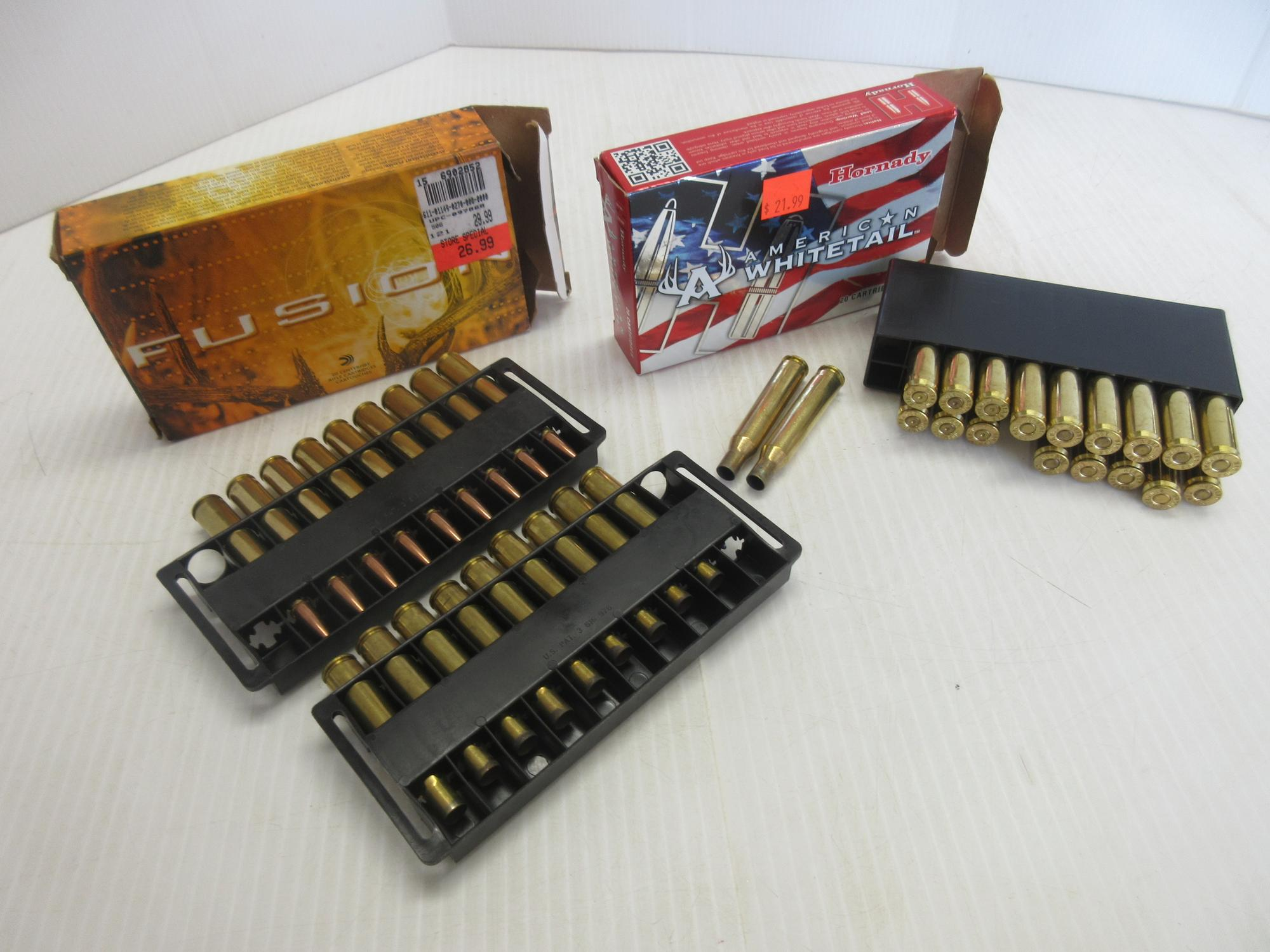 Albrecht Auctions |  270 Win  Ammo, Includes: (9) Rounds of Federal