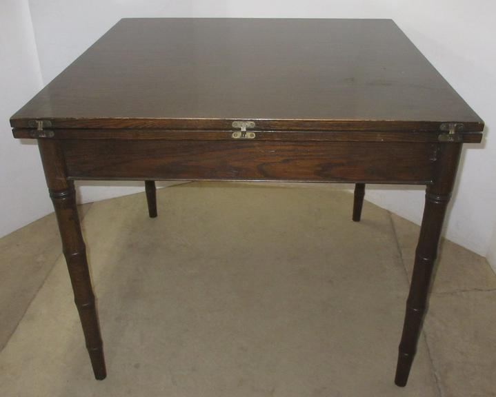 Old Table with Top that Opens Up