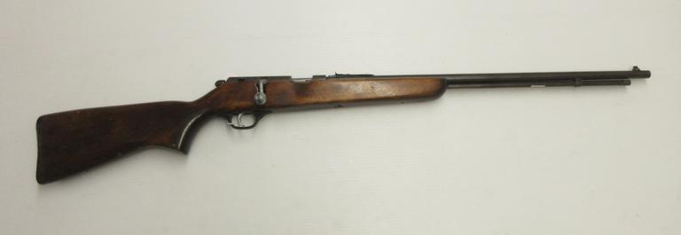 Marlin 81-DL .22 S-L-LR, Tube Fed, Bolt Action