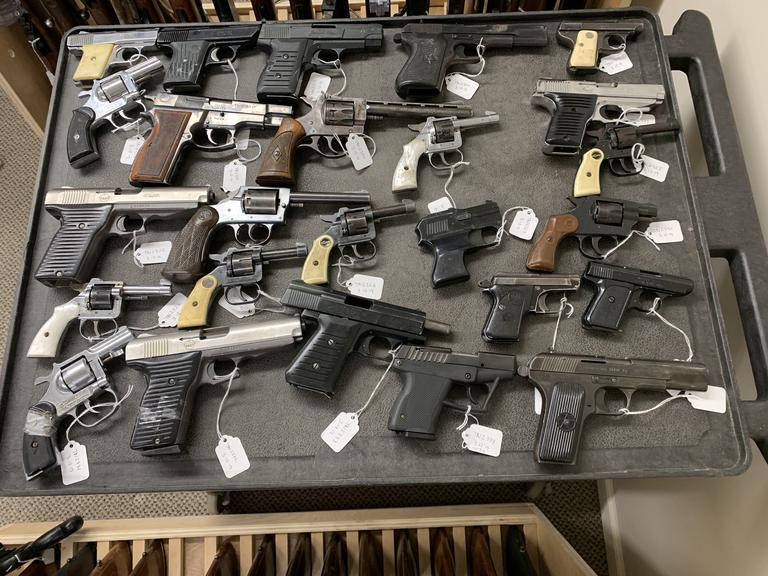 March 12th (Tuesday)  Firearm Online Auction