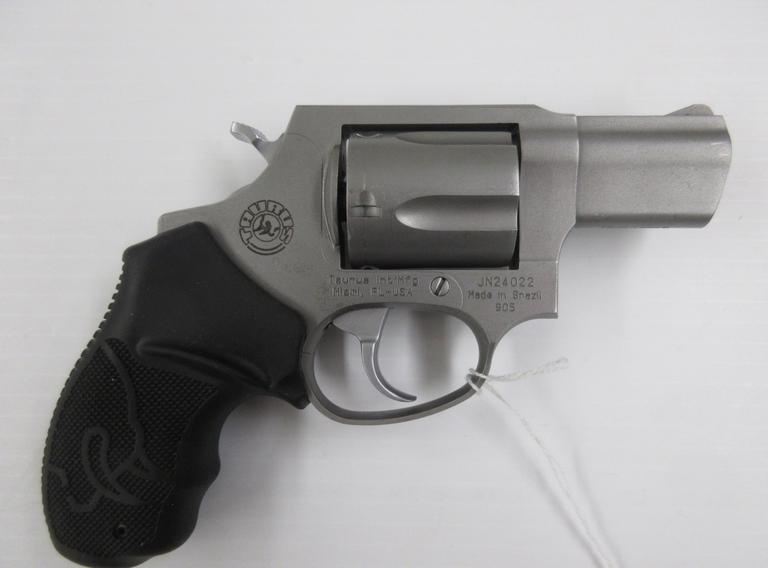 Taurus 9mm Revolver, Model 905, Serial No. JN240xx