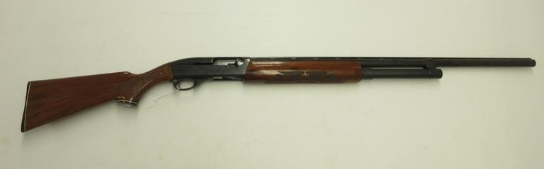 "Remington 1100 Premier 12-Gauge Shotgun, 2 3/4"", Gloss Wood, 30"" BBL, Full Choke, Vent Rib"