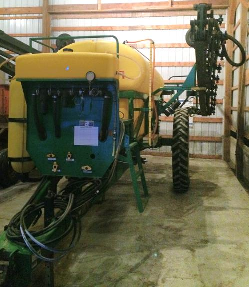 2007 Redball 570 Sprayer