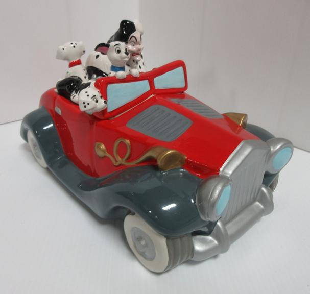 Disney 101 Dalmatian Cookie Jar