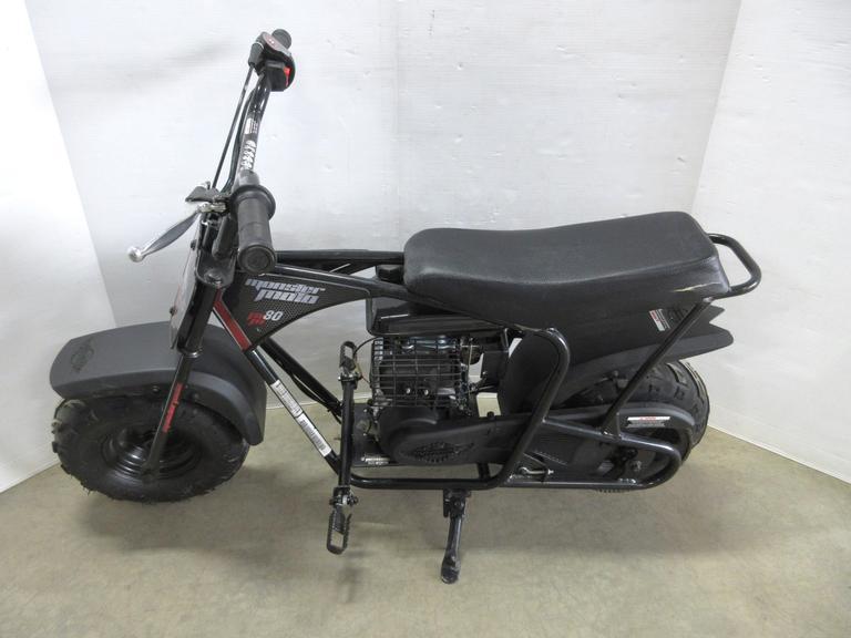 Monster Trucks For Sale >> Albrecht Auctions | Monster Moto 80cc Engine Mini Bike ...
