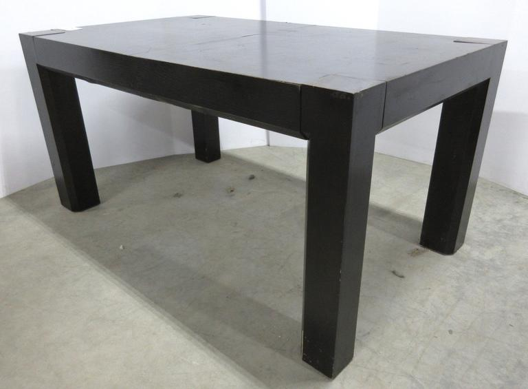 Heavy Duty Wood Table