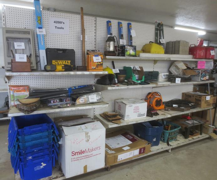 February 18th (Monday) Saginaw Road Online Consignment