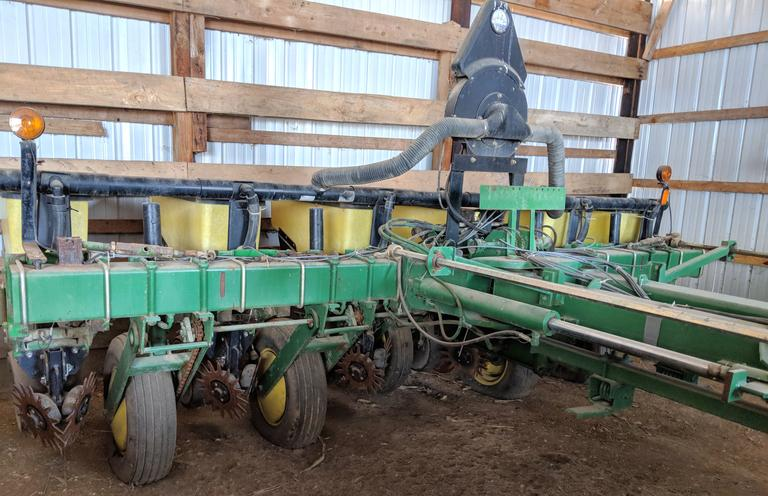 MARCH 13th (Wednesday) - STATEWIDE Farm/Construction/Municipality EQUIPMENT Online Auction