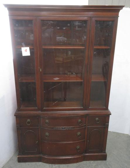 China Cabinet and Key