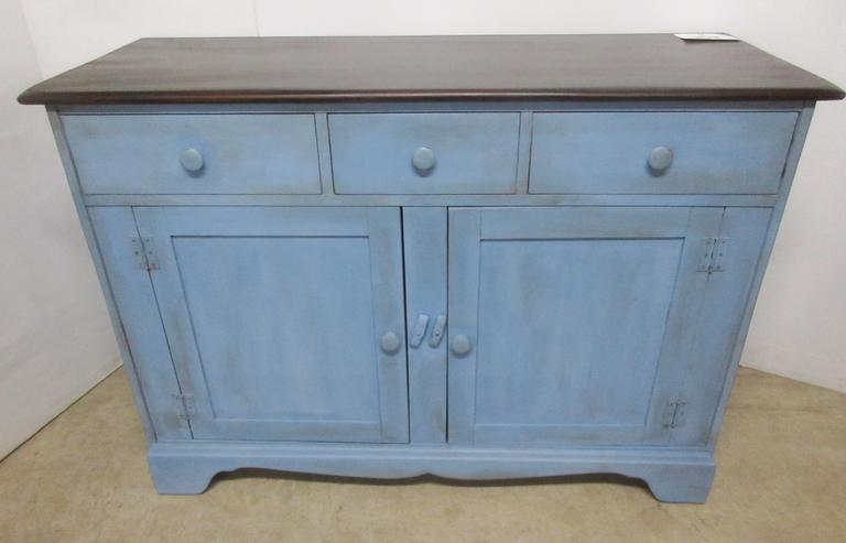 Old Farmhouse Cabinet, Country Style
