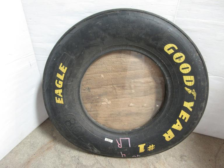 Goodyear Tire Frame, Great for Making Clock or Framing Picture
