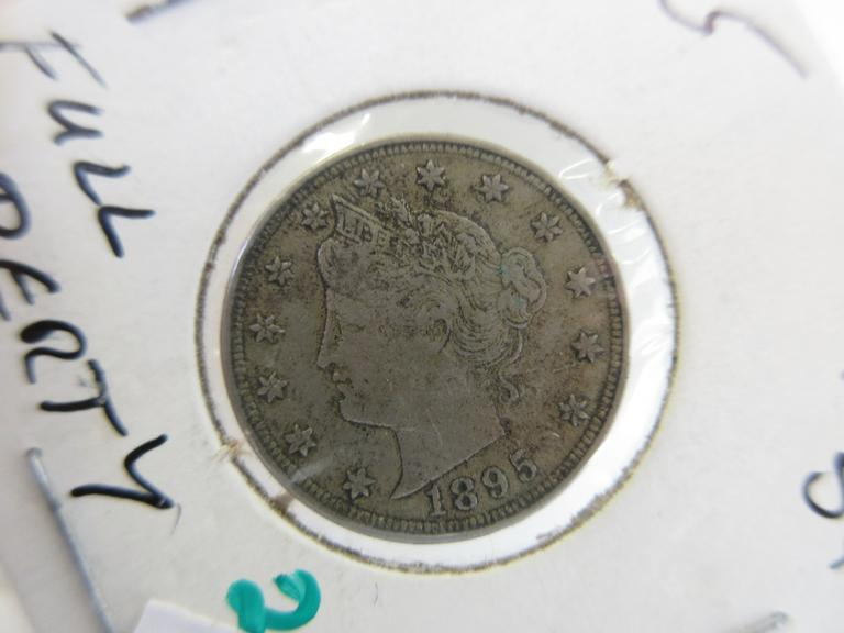 1895 Liberty Nickel