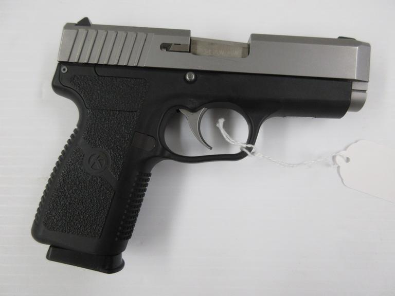 "Kahr Arms Model CW40 Semi-Automatic, .40 Caliber, 3.5"" Barrel, with Operating Instructions Manual, Trigger Lock"