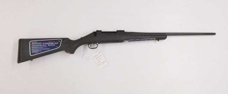 "Ruger American 30-06 22"" Bolt Action, Serial No. 696-226XX"